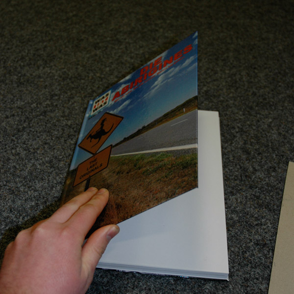 Abibuch mit Hardcover