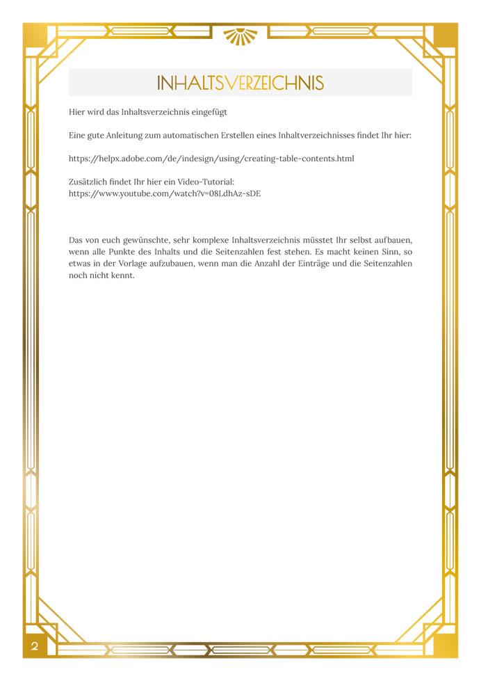 [Translate to Österreich:] Layout Golden Twenties Inhaltsverzeichnis