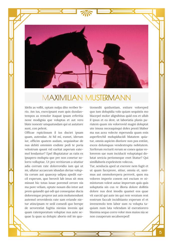 [Translate to Österreich:] Layout Golden Twenties Profile Variante 1