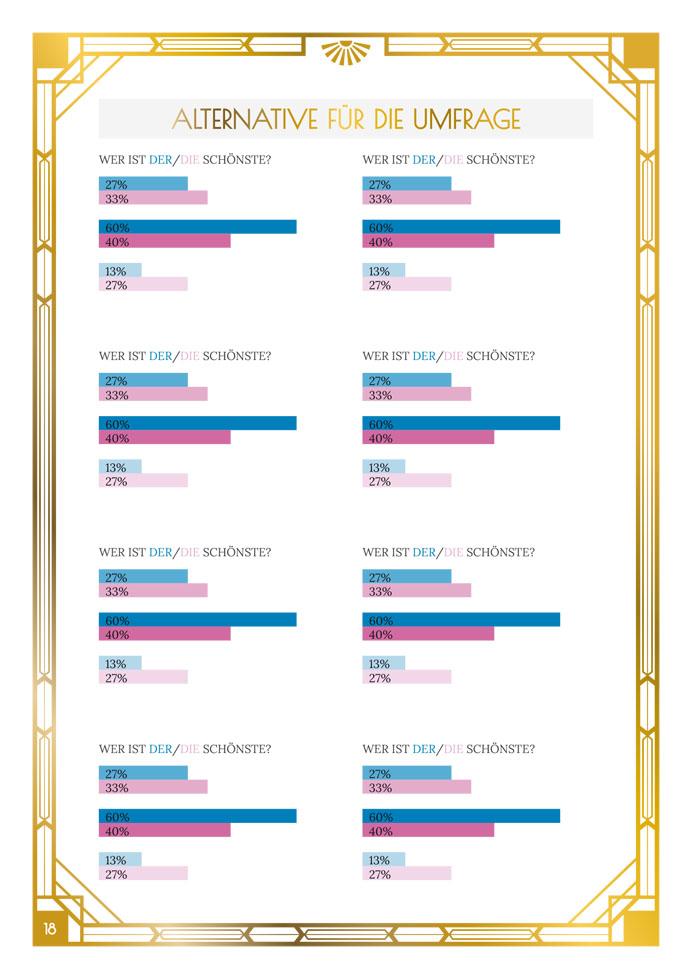 [Translate to Österreich:] Layout Golden Twenties Statistiken/Umfragen Variante 3