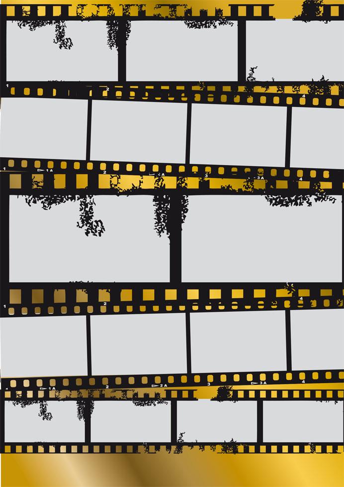 [Translate to Österreich:] Layout Golden Twenties Foto Collage
