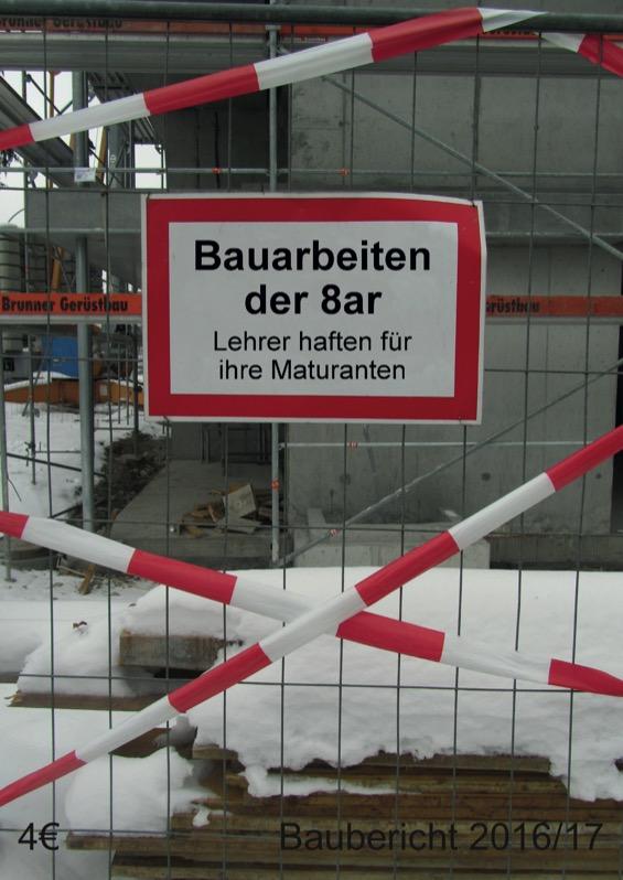Maturazeitungs-Umschlag aus Dornbirn