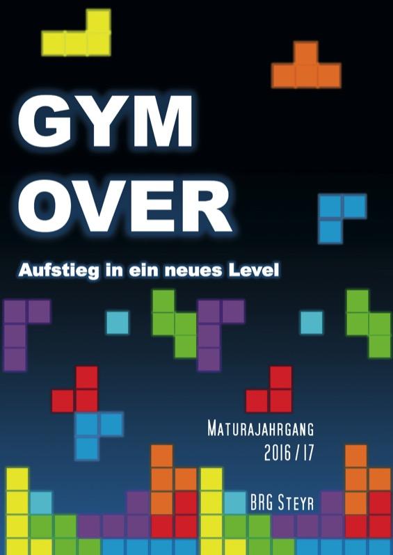 Maturazeitungs-Umschlag aus Steyr