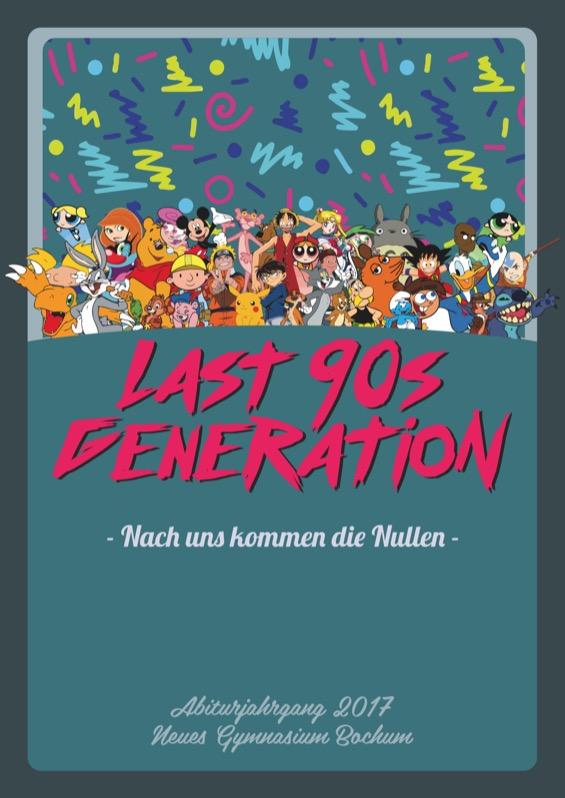 [Translate to Österreich:] Abizeitungs-Umschlag aus Bochum